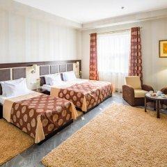 Taurus Hotel & SPA 4* Стандартный номер с различными типами кроватей фото 7