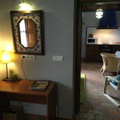 Отель A Pie De Picos Кангас-де-Онис удобства в номере