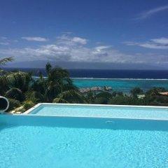 Отель Villa BellaVista Французская Полинезия, Папеэте - отзывы, цены и фото номеров - забронировать отель Villa BellaVista онлайн бассейн фото 3