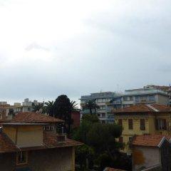 Отель Les Pervenches балкон