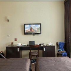 Гостиница Атлантик Стандартный номер 2 отдельными кровати фото 5