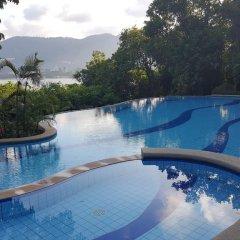 Отель Baan Suan Sook Resort бассейн фото 3