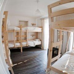 Hostel Casa d'Alagoa Кровать в общем номере с двухъярусной кроватью фото 10