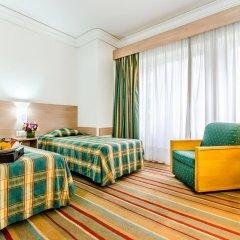Hotel Flamingo 3* Стандартный номер разные типы кроватей фото 2