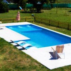Отель Cabañas Haras de Cuyo Сан-Рафаэль бассейн