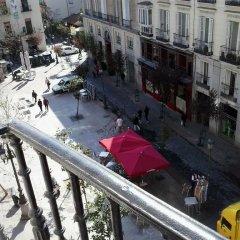 Отель Hostal Alonso балкон
