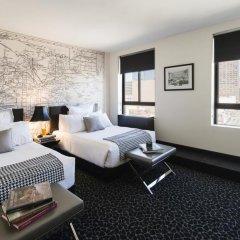 The Mayfair Hotel Los Angeles 3* Номер Делюкс с 2 отдельными кроватями фото 3