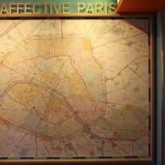 Отель Hi Matic Франция, Париж - отзывы, цены и фото номеров - забронировать отель Hi Matic онлайн интерьер отеля