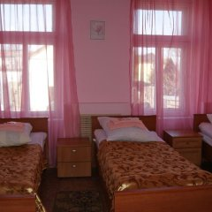 Гостиница Guest House Beryoza Стандартный номер с разными типами кроватей фото 5