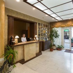 Гостиница Одесский Дворик интерьер отеля фото 3