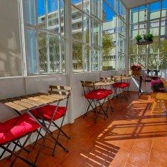 Отель Chalet D Ávila Guest House Лиссабон питание