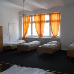 Rixpack Hostel Neukölln Кровать в общем номере с двухъярусной кроватью фото 7