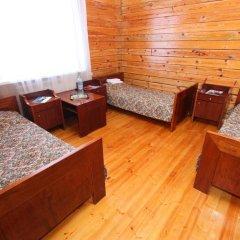Гостевой Дом Олимпия Стандартный семейный номер с двуспальной кроватью фото 4