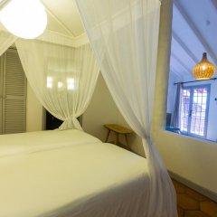 Отель Bom Bom Principe Island 4* Бунгало с различными типами кроватей фото 8