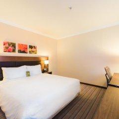 Гостиница Hilton Garden Inn Красноярск 4* Стандартный номер разные типы кроватей фото 16