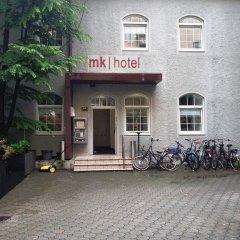 Отель mk hotel münchen max-weber-platz Германия, Мюнхен - 1 отзыв об отеле, цены и фото номеров - забронировать отель mk hotel münchen max-weber-platz онлайн вид на фасад фото 3