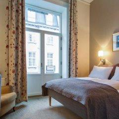 Отель Karl Johan Hotell 3* Стандартный номер с двуспальной кроватью фото 3