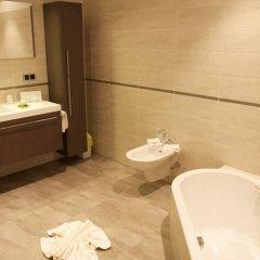 Отель Wohlfuhlhotel Mei Auszeit Плаус ванная