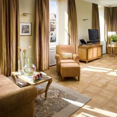 Отель Mandarin Oriental, Munich 5* Полулюкс с двуспальной кроватью фото 5