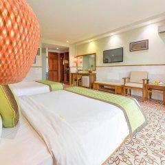 Отель Green Heaven Hoi An Resort & Spa 4* Номер Делюкс фото 7