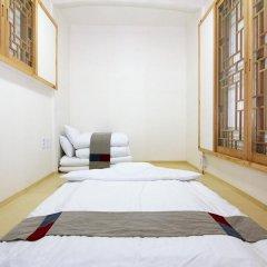 Отель Irang Hanok Guesthouse Южная Корея, Сеул - отзывы, цены и фото номеров - забронировать отель Irang Hanok Guesthouse онлайн комната для гостей фото 3