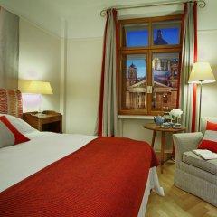 Гостиница Рокко Форте Астория 5* Улучшенный номер разные типы кроватей фото 5