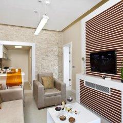 Отель Altin Yunus Cesme 5* Люкс с различными типами кроватей