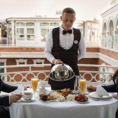 Отель Xheko Imperial Hotel Албания, Тирана - отзывы, цены и фото номеров - забронировать отель Xheko Imperial Hotel онлайн питание
