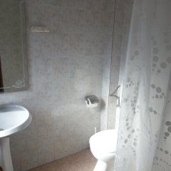 Отель Villa Margarit Албания, Саранда - отзывы, цены и фото номеров - забронировать отель Villa Margarit онлайн ванная