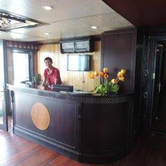 Отель Starlight Cruiser Халонг интерьер отеля
