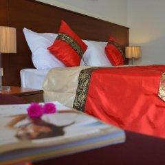 Отель Sharaya Residence Patong 3* Номер Делюкс двуспальная кровать фото 5