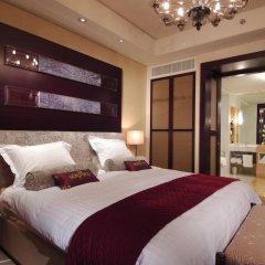 Отель Kempinski Mall Of The Emirates 5* Улучшенный номер с различными типами кроватей фото 3
