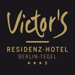 Victor's Residenz-Hotel Berlin Tegel спа фото 2