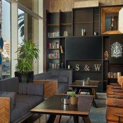 Апартаменты Marriott Executive Apartments Dubai Creek интерьер отеля