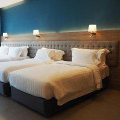 Отель BlueSotel Krabi Ao Nang Beach 4* Семейный номер Делюкс с различными типами кроватей фото 3
