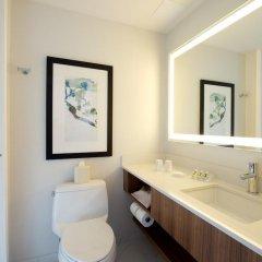 Отель Hilton Garden Inn New York/Central Park South-Midtown West 3* Стандартный номер с двуспальной кроватью фото 12