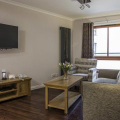 Отель Knight Residence Эдинбург комната для гостей фото 4