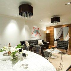 Отель Lancaster Gate Hyde Park Apartments Великобритания, Лондон - отзывы, цены и фото номеров - забронировать отель Lancaster Gate Hyde Park Apartments онлайн интерьер отеля