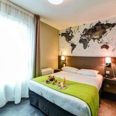 Отель Appart'City Confort Le Bourget - Aéroport Студия с различными типами кроватей фото 8