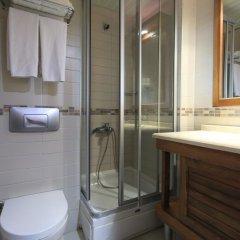 Perdikia Beach Hotel ванная