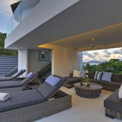 Отель Cape Panwa Villa гостиничный бар