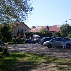 Отель Posada de Trapa парковка