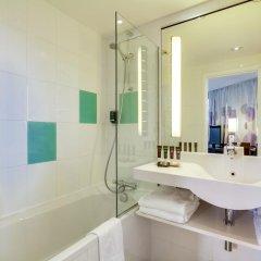 Отель Novotel Paris Vaugirard Montparnasse 4* Улучшенный номер с различными типами кроватей фото 4