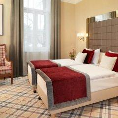 Mirage Medic Hotel 4* Стандартный номер с различными типами кроватей фото 3