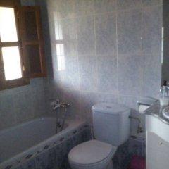 Отель El Patín de Monchu Испания, Кабралес - отзывы, цены и фото номеров - забронировать отель El Patín de Monchu онлайн ванная фото 2