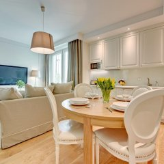 Апартаменты Grand Apartments - Wave Сопот комната для гостей фото 3