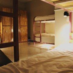 Отель Kim Cuong Da Lat Кровать в общем номере фото 3