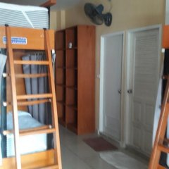Jomtien Hostel Кровать в общем номере фото 2