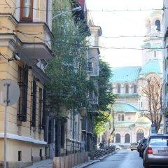Апартаменты Nevski Apartment София парковка