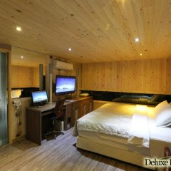 Film 37.2 Hotel 3* Номер Делюкс с различными типами кроватей фото 2